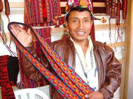 Pablo Blas Tantaquispe, promotor cultural.