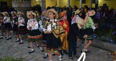 Navidad en Chachapoyas con aroma a Huarango y sus Pastorcitas