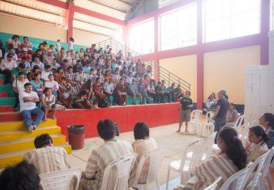 Pueblos indígenas de Madre de Dios, Cusco y Ucayali participan en encuentro preparatorio