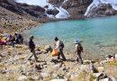 Actos vandálicos causaron destrozos en Área de Conservación Regional Huaytapallana