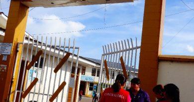 Contraloria de Madre de Dios fiscaliza adquisición de equipo médico para el hospital Santa Rosa