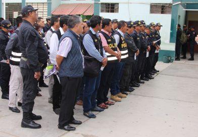 SUSALUD capacita a la policía y bomberos para evitar les rechacen en emergencias de hospitales