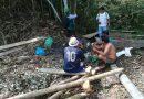 En tiempo récord sentencian a cuatro mineros ilegales