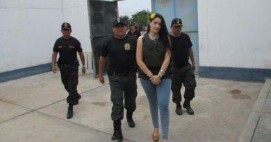 Katiuska del Castillo vuelve a la cárcel, disponen prisión efectiva contra la pareja del exalcalde Roberto Torres