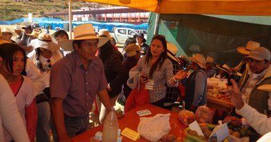 Productores Agropecuarios de Puquina organizan XXIV FAGER 2018