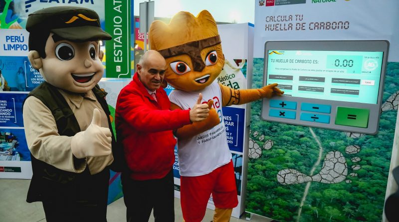 Juegos Panamericanos considerado como los primeros juegos verdes