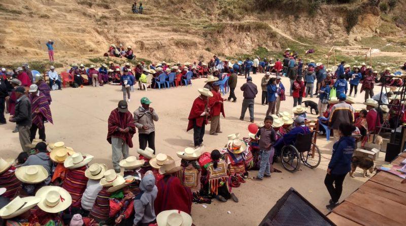 Lambayeque: Celebran a adultos mayores en Incahuasi