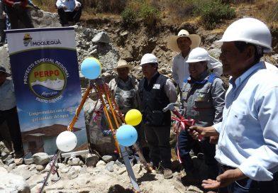Moquegua: GORE Invertirán más de 30 millones de soles para separación de aguas en Coalaque