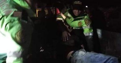 Huancayo: ¡ÚLTIMO MINUTO! Cuatro personas fallecieron tras despiste de bus