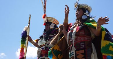 PUNO: Escenificación de la Leyenda de Manco Capac y Mama Ocllo