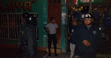 Tumbes: Policía y serenazgo frustra robo en ferretería de ex alcalde
