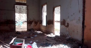 Piura: Alcalde toma medidas con casonas abandonadas usadas como fumaderos
