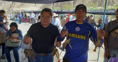 Moquegua: XIX Festival del Camarón se realizó con éxito en Omate