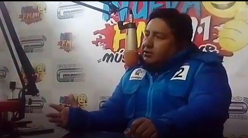 """Huancavelica: Candidato al congreso muestra su rechazo a lo dicho por la Ministra de la Mujer """"Perú es un país de violadores"""""""