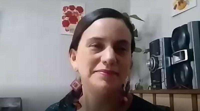 """Huancavelica: Verónica Mendoza """"No podemos dejar nuestros recursos a los mafiosos y corruptos de siempre"""""""