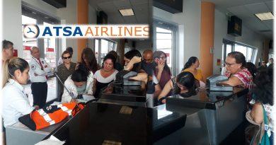 Amazonas: Atsa cancela vuelo Lima – Chachapoyas y pasajeros se quejan de haber recibido maltrato