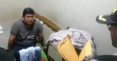 Ucayali: Intervienen Ministerio Público por presuntos vínculos con una banda criminal