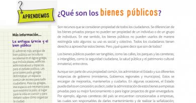Texto educativo no reconoce  a las JASS como empresas privadas en la operación de bienes publicos.
