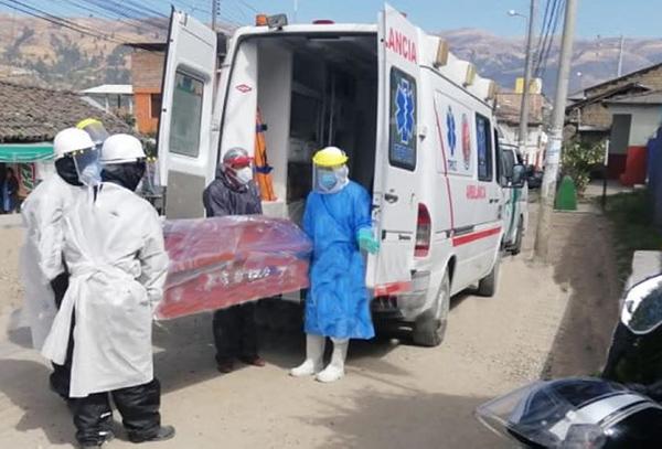 Apurímac: Ingeniero y comunero fallecen por coronavirus en Andahuaylas