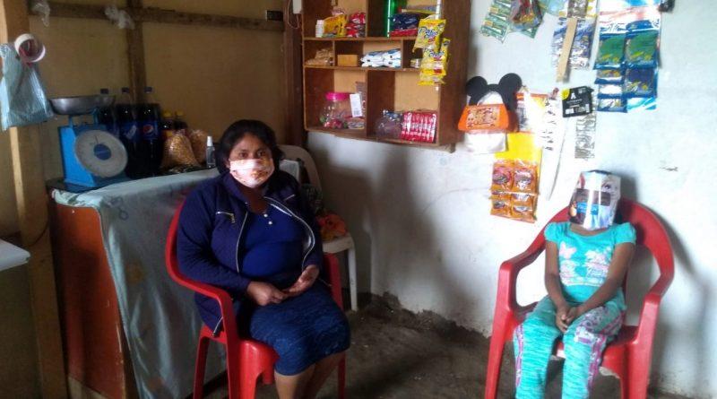 Lambayeque: Niña con discapacidad emprende negocio con su madre para mejorar su calidad de vida