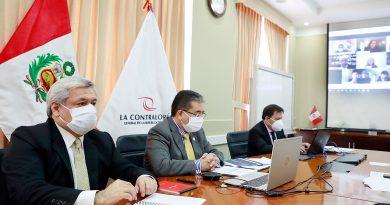 Lambayeque: Se instaló primer Consejo Consultivo de Contraloría General de la República