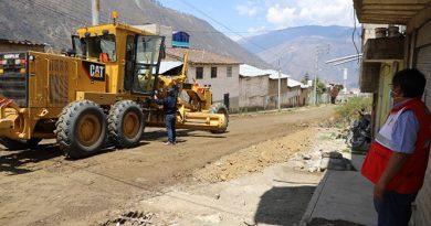 Apurímac: Ejecutivo transfiere a Municipalidad de Abancay más de S/ 21 millones para mejoramiento vial