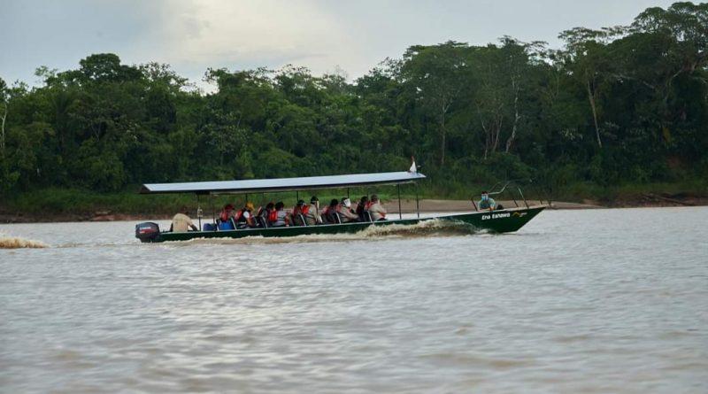 Madre de Dios: Reserva Nacional Tambopata reinicia actividades turísticas como principal destino de naturaleza