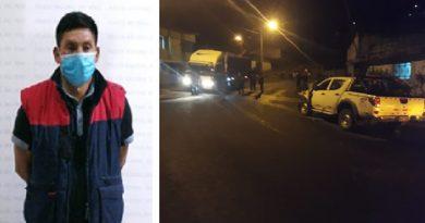 Apurímac: Chofer de camión en estado de ebriedad se estrella contra camioneta en San Jerónimo