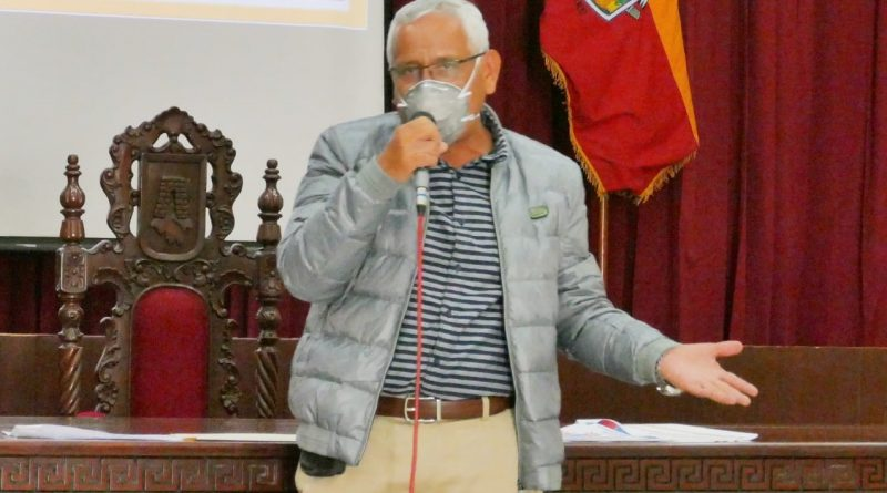 Lambayeque: Gobernador regional pide a presidente Sagasti atención a proyectos prioritarios para Lambayeque