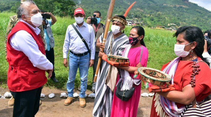 Junín: Proyecto Legado puso en funcionamiento segunda Planta de Oxígeno en CAAT Pichanaqui – Chanchamayo
