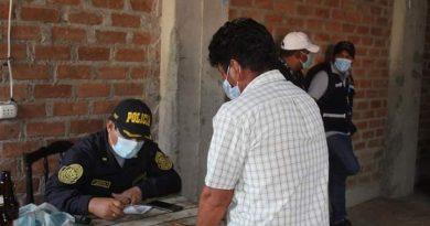 """Lambayeque: Intervienen prostíbulo clandestino """"El Tamarindo"""" en Jayanca"""