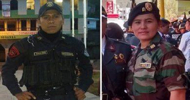 Apurímac: Dos policías son condenados a ocho años de cárcel por lavado de activos en la región