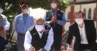 Pasco: MTC suscribió memorándum de entendimiento con Francia para ejecutar la Carretera Central Daniel Alcides Carrión