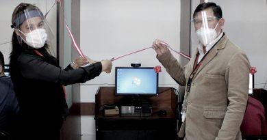 Apurímac: Corte Superior de Justicia de la región implementa ocho módulos para audiencias virtuales en cárceles