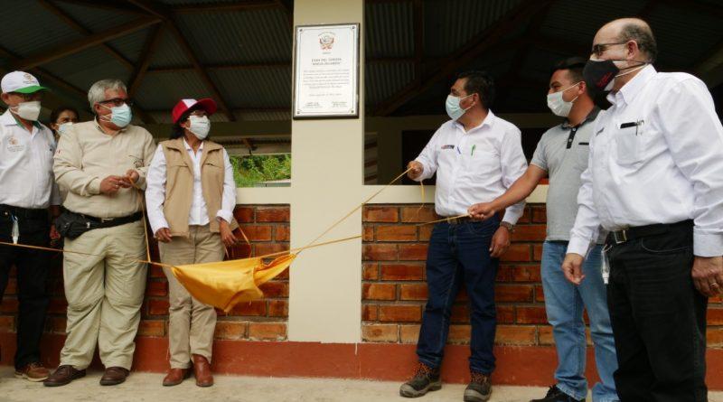 """Lambayeque: Inauguran nueva """"Casa del Turista Nueva Zelandia"""" en el Bosque de Protección Alto Mayo"""