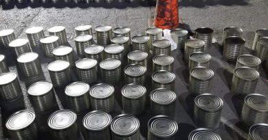 Callao: Ministerio público incauta 83 latas de espárragos mezcladas con droga