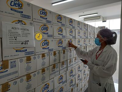 Lambayeque: Qali Warma prepara séptima entrega de alimentos para escuelas de Lambayeque