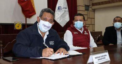 """Lambayeque: Gobernadores de Cajamarca y Lambayeque suscriben convenio para crear fondo de agua """"cuenca verde"""""""