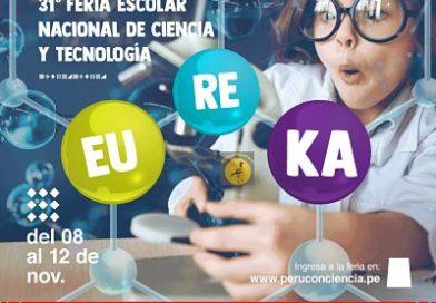 Lambayeque: Segunda edición virtual de Perú con Ciencia reunirá a 215 expositores de la ciencia y la tecnología en nuestro país